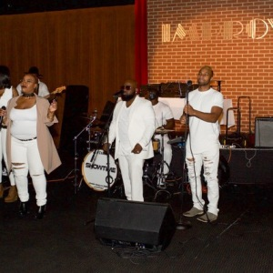 Sam Sylk All White Affair May 2017